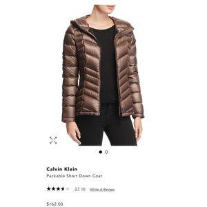 Women's Calvin Klein Coat XL